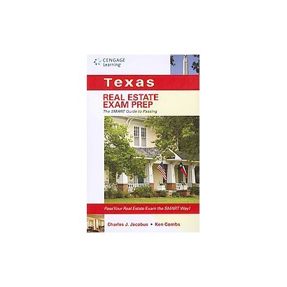 Texas Real Estate Exam Prep (CD-ROM)