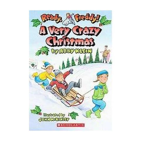 A Very Crazy Christmas (Original) (Paperback)