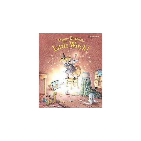 Happy Birthday, Little Witch! (Hardcover)