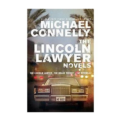 The Lincoln Lawyer Novels (Hardcover)