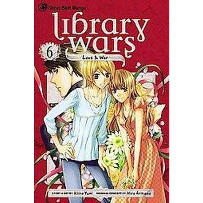 Library Wars 6 (Paperback)