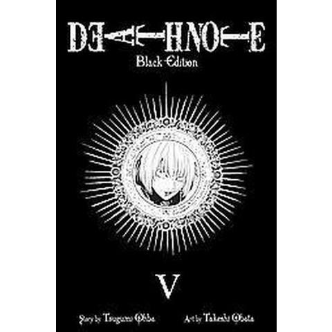 Death Note Black Edition 5 (Paperback)