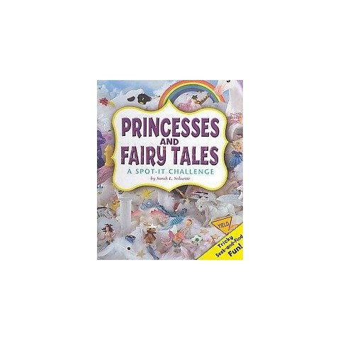 Princesses and Fairy Tales (Hardcover)