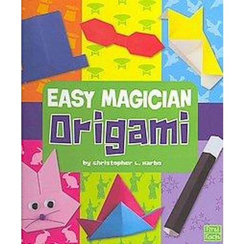 Easy Magician Origami ( First Facts) (Hardcover)