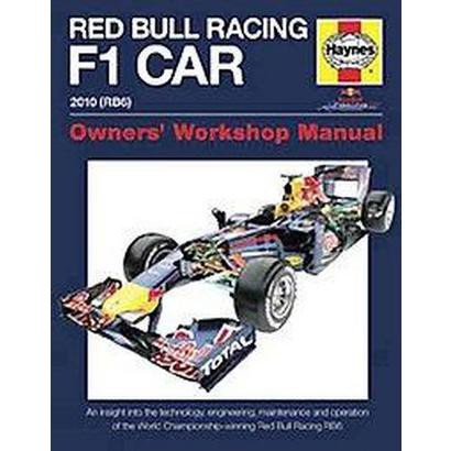 Red Bull Racing F 1 Car 2010 (RB6) (Hardcover)