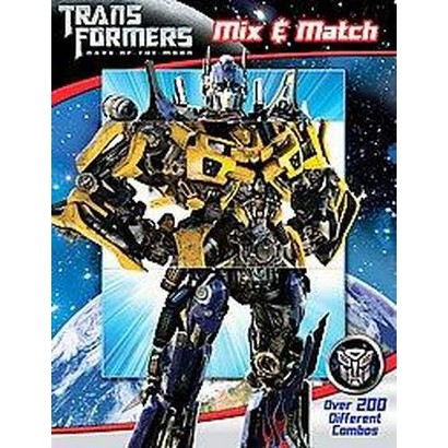 Transformers Dark of the Moon Mix & Match (Spiral)