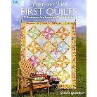 Fast and Fun First Quilts (Paperback)