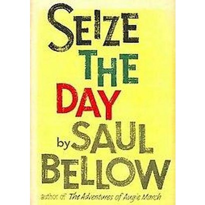 Seize The Day (Unabridged) (Compact Disc)