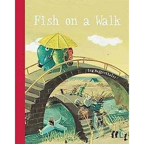 Fish On A Walk (Hardcover)