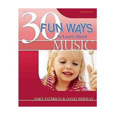 30 Fun Ways to Learn About Music (Paperback)