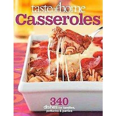 Taste of Home Casseroles (Paperback)