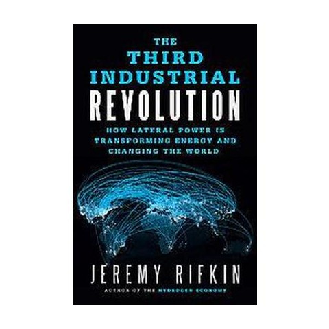 The Third Industrial Revolution (Hardcover)