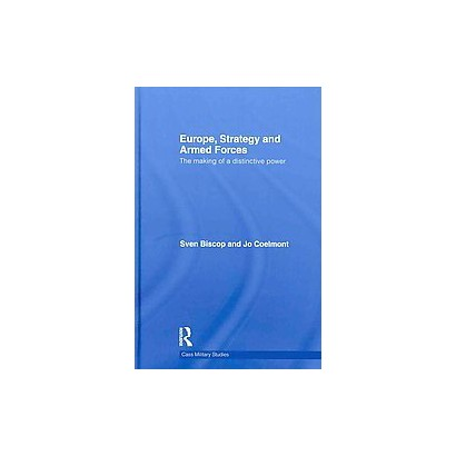 Europe, Strategy and Armed Forces (Hardcover)