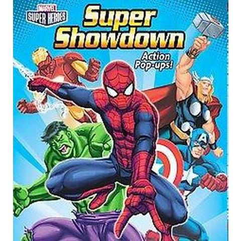 Marvel Super Heroes Super Showdown Action Pop-ups! (Board)