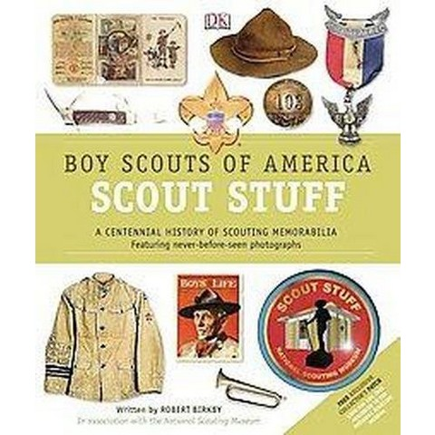 Boy Scouts of America Scout Stuff (Hardcover)