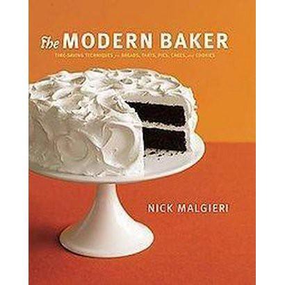 The Modern Baker (Reprint) (Paperback)