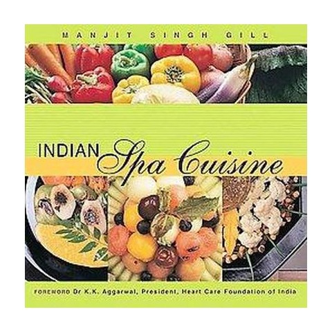Indian Spa Cuisine (Hardcover)