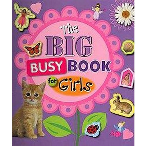 The Big Busy Book for Girls (Paperback)