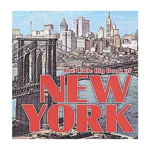 The Little Big Book of New York (Hardcover)