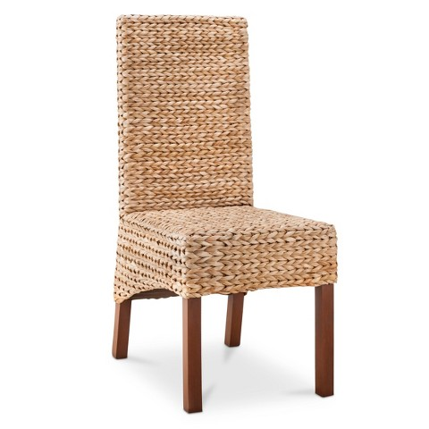 Andres Dining Chair Wood Mudhut™ Tar