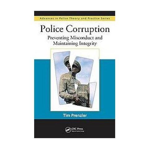 Police Corruption (Hardcover)