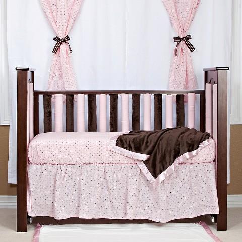 Wonder Bumpers Pink & Chocolate 38 Pack