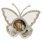 Stephan Baby Crystal Butterfly Frame