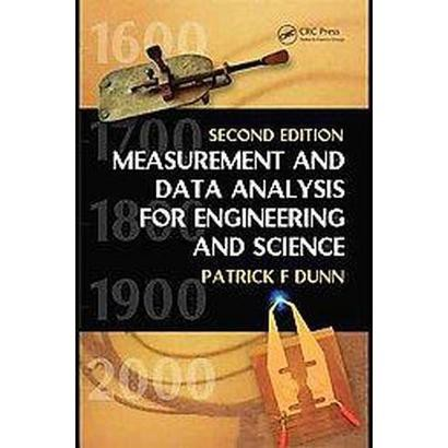 Measurement and Data Analysis for Engineering and Science (Hardcover)