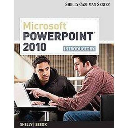 Microsoft Office Powerpoint 2010 (Paperback)