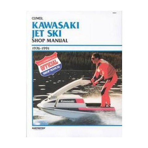 Kawasaki Jet Ski, 1976-91/W801 (Paperback)