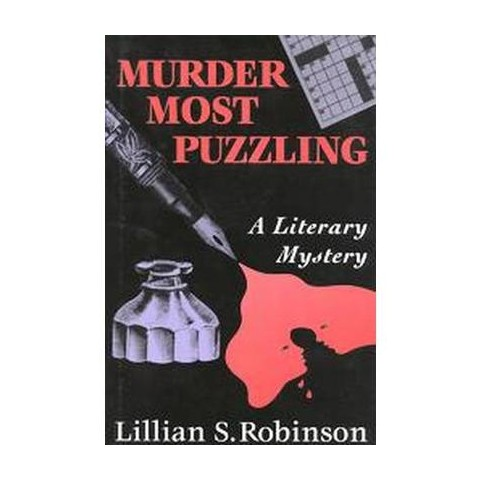 Murder Most Puzzling (Hardcover)