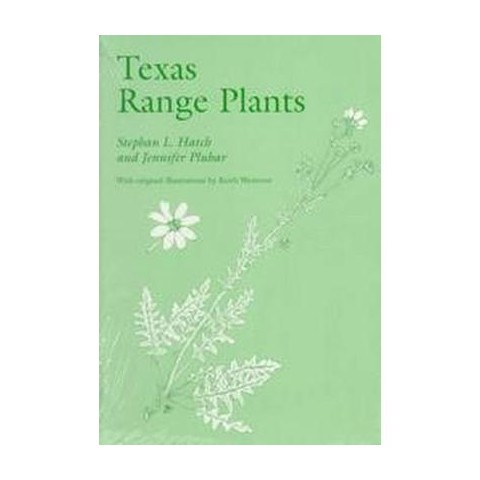 Texas Range Plants (Paperback)