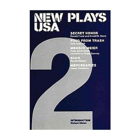 New Plays USA 2 (Hardcover)