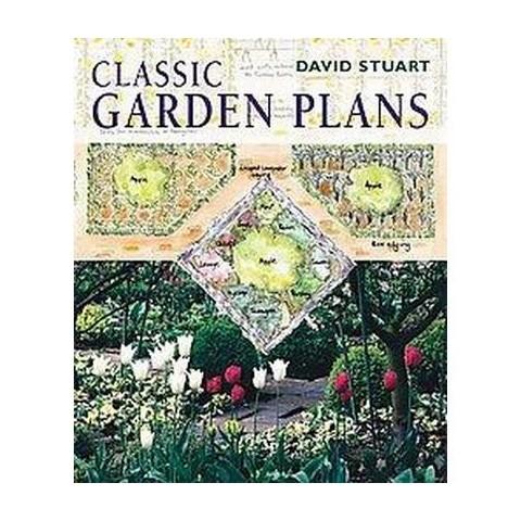 Classic Garden Plans (Hardcover)