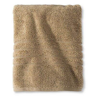 Fieldcrest® Luxury Bath Towel - Light Taupe