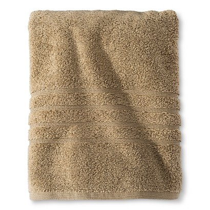 Fieldcrest Luxury Bath Towel - Light Taupe