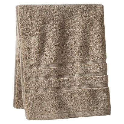 FIELDCREST® LUXURY HAND TOWEL - LIGHT TAUPE