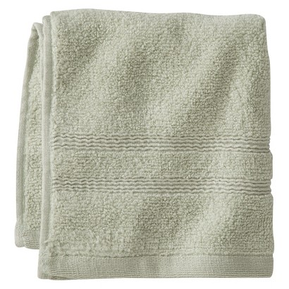 FIELDCREST® LUXURY WASH CLOTH - PAPYRUS GREEN