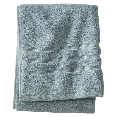 Fieldcrest® Luxury Hand Towel - Aqua Spill