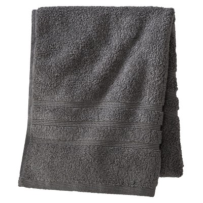 Fieldcrest® Luxury Hand Towel - Molten Lead