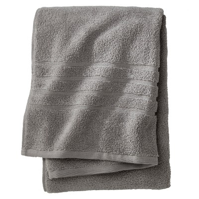 Fieldcrest® Luxury Bath Towel - Skyline Gray