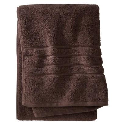 FIELDCREST® LUXURY BATH TOWEL - MOREL BROWN