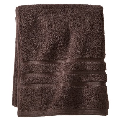 FIELDCREST® LUXURY HAND TOWEL - MOREL BROWN