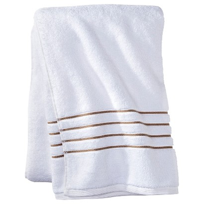 Fieldcrest® Luxury Stripe Accent Bath Towels