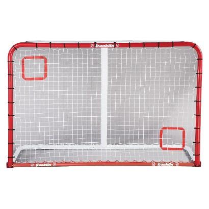 """NHL Street Hockey Goal Return Trainer - White/Red (72"""")"""