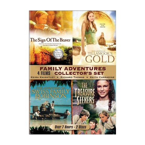 Family Adventures Collector's Set (2 Discs)