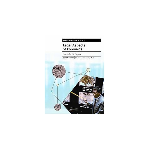 Legal Aspects of Forensics (Hardcover)