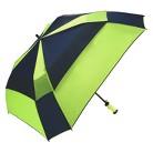 ShedRain Gel Handle WindPro Umbrella - Navy/Lime