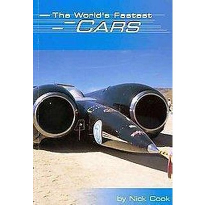 The World's Fastest Cars (Paperback)