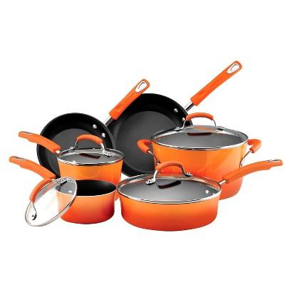 Rachael Ray 12816 Nonstick Cookware Set